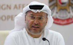 الصورة: الصورة: قرقاش: لجوء قطر للإرهاب ضد الإمارات تصعيد مؤسف