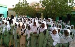 الصورة: الصورة: السودان يقرر إغلاق المدارس بعد مقتل 5 طلاب