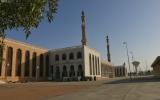"""الصورة: الصورة: مسجد """"نَمِرَة"""" عَلم مهم وبارز بمشعر عرفات"""