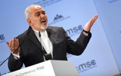 الصورة: الصورة: أمريكا تفرض عقوبات على وزير الخارجية الإيراني