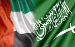 الصورة: الصورة: السعوديون في حب الإمارات: دمنا واحد ومصيرنا واحد
