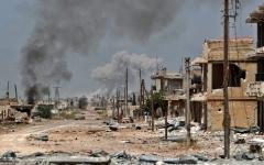 الصورة: الصورة: اتفاق على وقف مشروط لإطلاق النار في إدلب