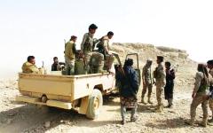 الصورة: الصورة: الشرعية تتقدّم في عمق صعدة