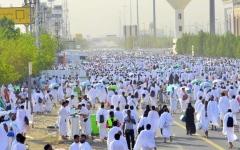 الصورة: الصورة: السعودية .. جهود متواصلة لخدمة ضيوف الرحمن
