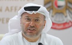 الصورة: الصورة: قرقاش: ارتباط قطر بالتطرف والإرهاب يعود إلى الواجهة