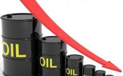 الصورة: الصورة: النفط يهوي لأدنى مستوى في 7 أشهر