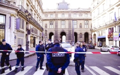 الصورة: الصورة: مفارخ الإرهاب القطرية والتركية في فرنسا تحت الرقابة
