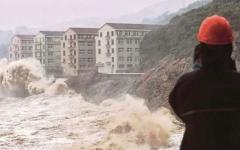 الصورة: الصورة: 18 قتيلاً و14 مفقوداً في الإعصار ليكيما بالصين