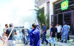 الصورة: الصورة: الجيش الليبي يوقف جميع عملياته العسكرية