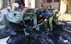 الصورة: الصورة: ميليشيات طرابلس تخرق الهدنة وتقصف المدنيين