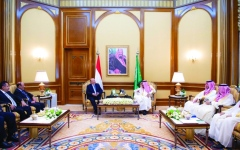 الصورة: الصورة: السعودية تدعو إلى تغليب الحوار في عدن
