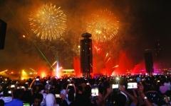 الصورة: الصورة: العيد في دبي.. بهجة وسرور