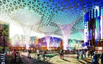 الصورة: الصورة: إكسبو 2020 دبي.. إلهام يرسم ملامح عالم الغد