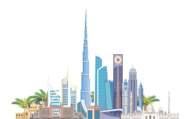 دبي وجهة استثمارية لكبار أثرياء العالم - البيان
