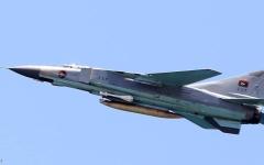 الصورة: الصورة: المسماري: القوات الجوية الليبية استهدفت مواقع لطائرات تركية مسيرة في مطار زوارة