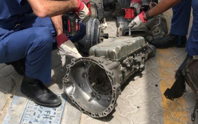 الصورة: الصورة: جمارك دبي تحبط تهريب 258 كغم من المواد المخدرة