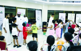800 مستفيد من مهرجان «قيّظ في الفجيرة»