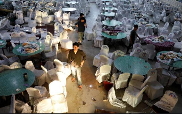 داعش يعلن مسؤوليته عن تفجير حفل الزفاف في كابول - البيان