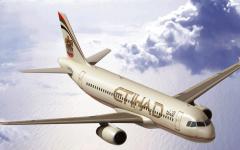 الصورة: الصورة: الاتحاد للطيران الأولى في الشرق الأوسط من حيث دقة المواعيد