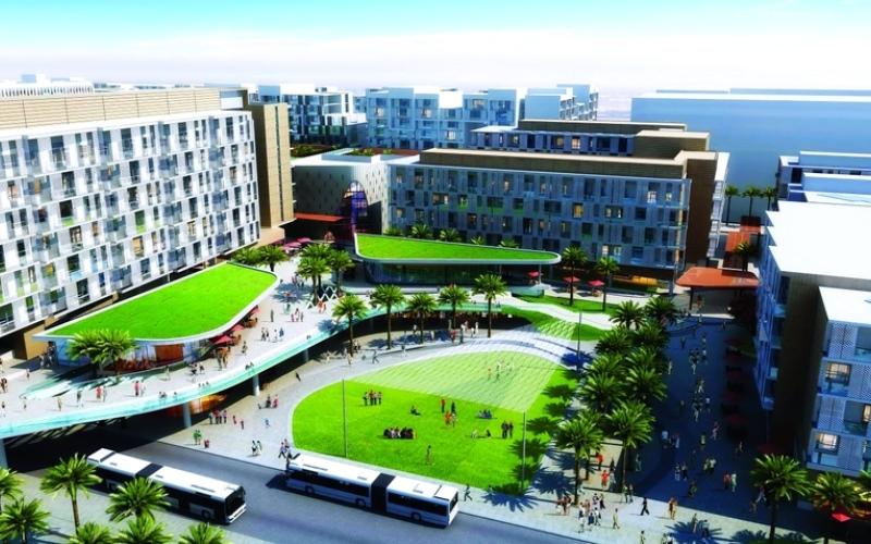 الصورة: الصورة: صندوق النقد العربي: الإمارات تتصدّر دول المنطقة في المدن الذكية