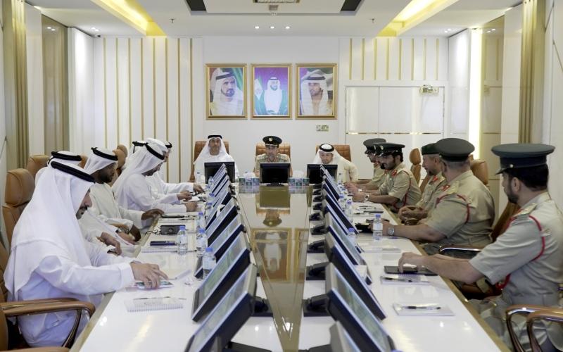 الصورة: الصورة: شرطة دبي تضبط  648 كيلوغراما من المخدرات خلال 6 أشهر