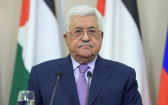 الصورة: الصورة: الرئيس الفلسطيني ينهي خدمات كافة مستشاريه