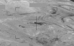 الصورة: الصورة: عمليات نوعية للتحالف تستهدف مواقع حوثية عسكرية في صنعاء
