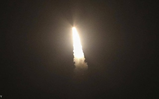 """الصورة: الصورة: أمريكا تطلق """"الصاروخ المحظور"""" بنجاح"""
