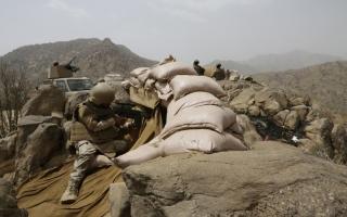 التحالف: الحدود السعودية مقبرة للمعتدين