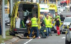 الصورة: الصورة: تغريم شبكة تلفزيونية نيوزيلندية لبثها مقاطع من «مجزرة المسجدين»