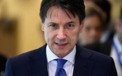 الصورة: الصورة: رئيس وزراء إيطاليا يعتزم الاستقالة بعد جلسة البرلمان