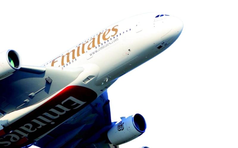 الصورة: الصورة: 500 ألف مسافر متوقع عبر«طيران الإمارات» في 10 أيام