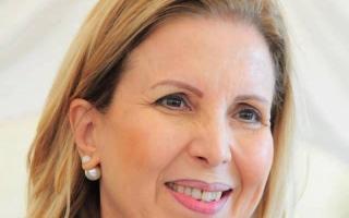الصورة: الصورة: سلمى اللومي: سيدة أعمال تطمح لرئاسة تونس