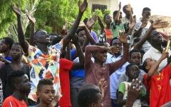 الصورة: الصورة: السودان يشكّل «مجلس السيادة» لقيادة المرحلة الانتقالية