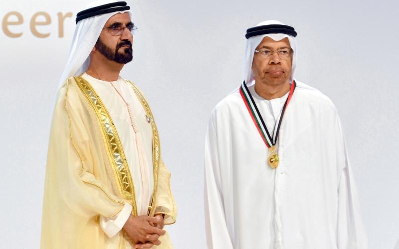 الصورة: الصورة: الإمارات تودّع حبيب الصايغ.. صـاحب القلم المبدع والجريء