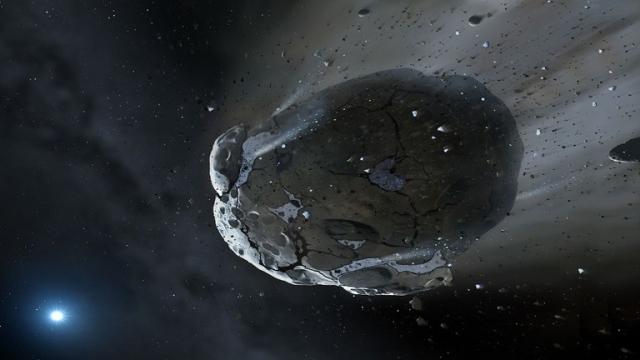 ناسا  تستكشف أسرار  يوم القيامة  - البيان