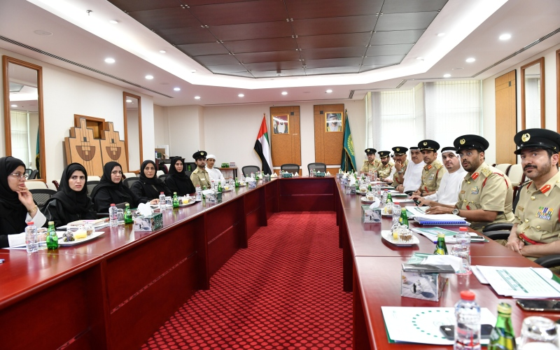 الصورة: الصورة: شرطة دبي توفر 1440 مقعدا دراسيا لأبناء موظفيها لعامين قادمين