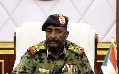 الصورة: الصورة: الفريق عبد الفتاح البرهان يؤدي اليمين رئيسا للمجلس السيادي في السودان