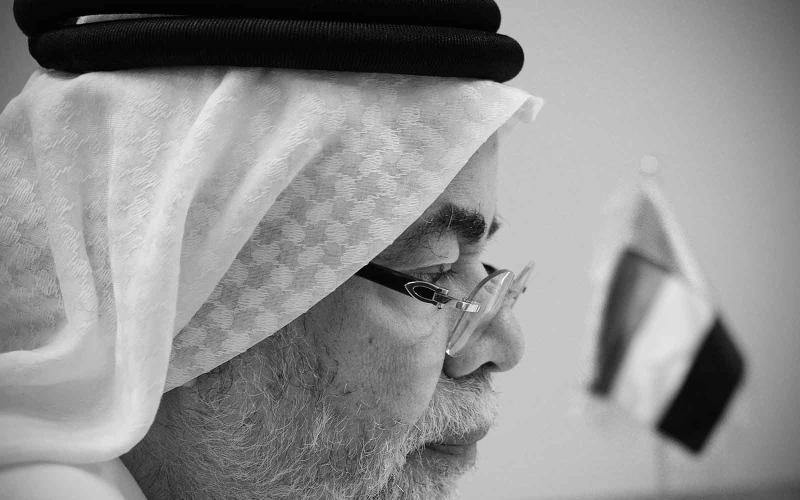 الصورة: الصورة: اتحاد الصحافة الخليجية ينعى حبيب الصايغ
