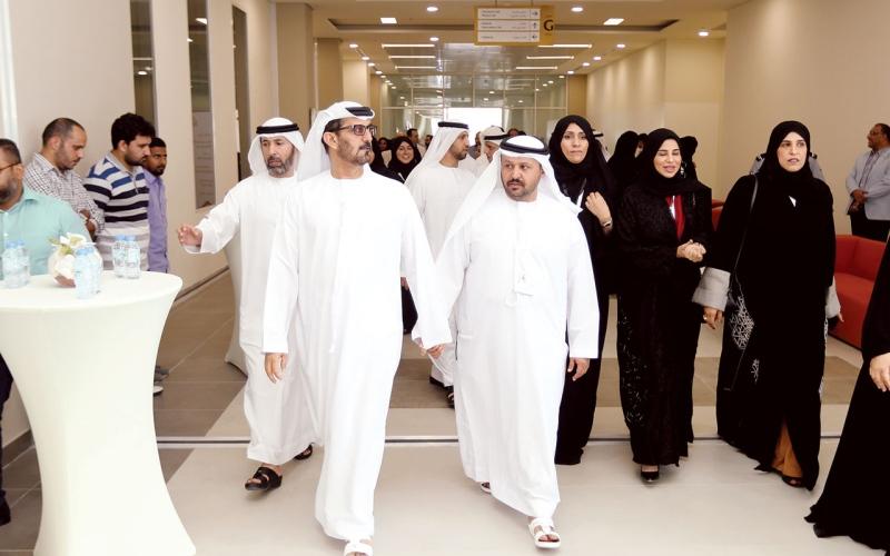 الصورة: الصورة: مجمع زايد التعليمي يدخل الخدمة العام الدراسي المقبل