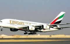 الصورة: الصورة: «طيران الإمارات» الأكثر تفضيلاً للعائلات في العالم
