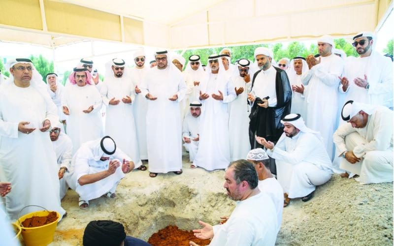 الصورة: الصورة: تشييع جثمان حبيب الصايغ إلى مثواه الأخير