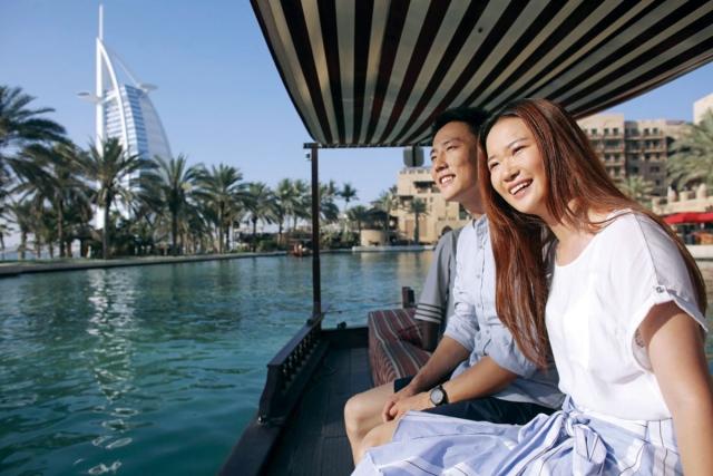 دبي وجهة المتزوجين حديثاً لقضاء إجازة استثنائية - البيان