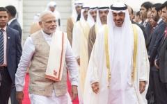 الصورة: الصورة: الإمارات والهند.. روابط تاريخية وشراكة استراتيجية
