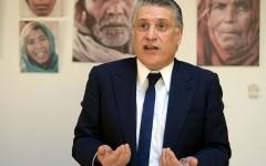 الصورة: الصورة: سجن المرشح الرئاسي التونسي نبيل القروي