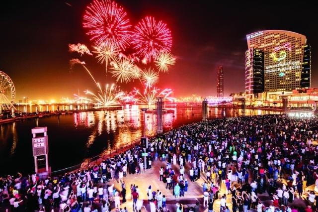 ألوان دبي.. رسائل مُفعمة بالإحساس والإيجابية - البيان