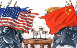 أبرز المحطات في الحرب التجارية بين الصين والولايات المتحدة
