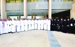 الصورة: الصورة: الرياض تحتضن أول برنامج تدريبي سعودي إماراتي
