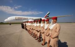 الصورة: الصورة: طيران الإمارات تنظم يوماً مفتوحاً لتوظيف مضيفات ومضيفين لبنانيين