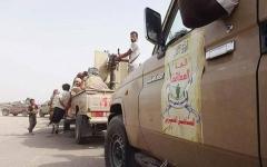 الصورة: الصورة: اليمن.. ألوية العمالقة تدعو إلى التهدئة والحوار